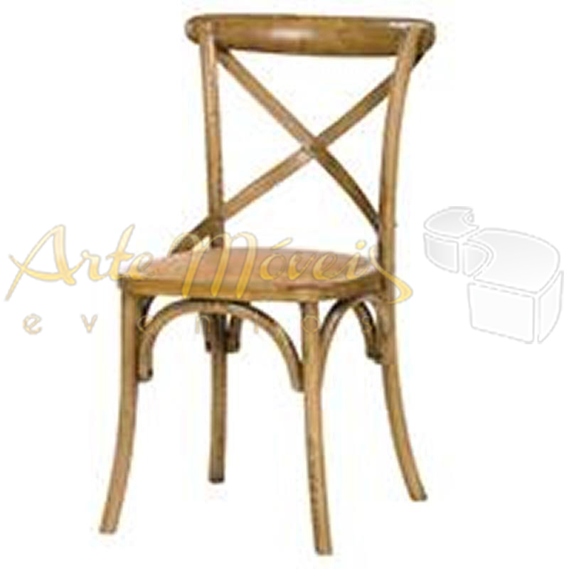 Cadeira Katrina Madeira