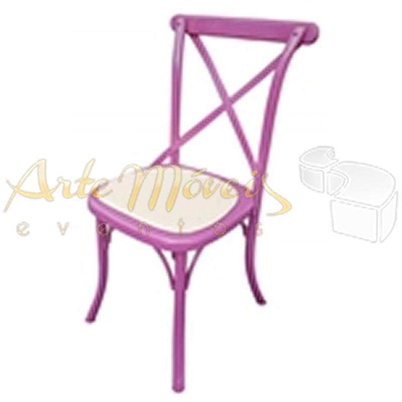 Cadeira Katrina Rosa