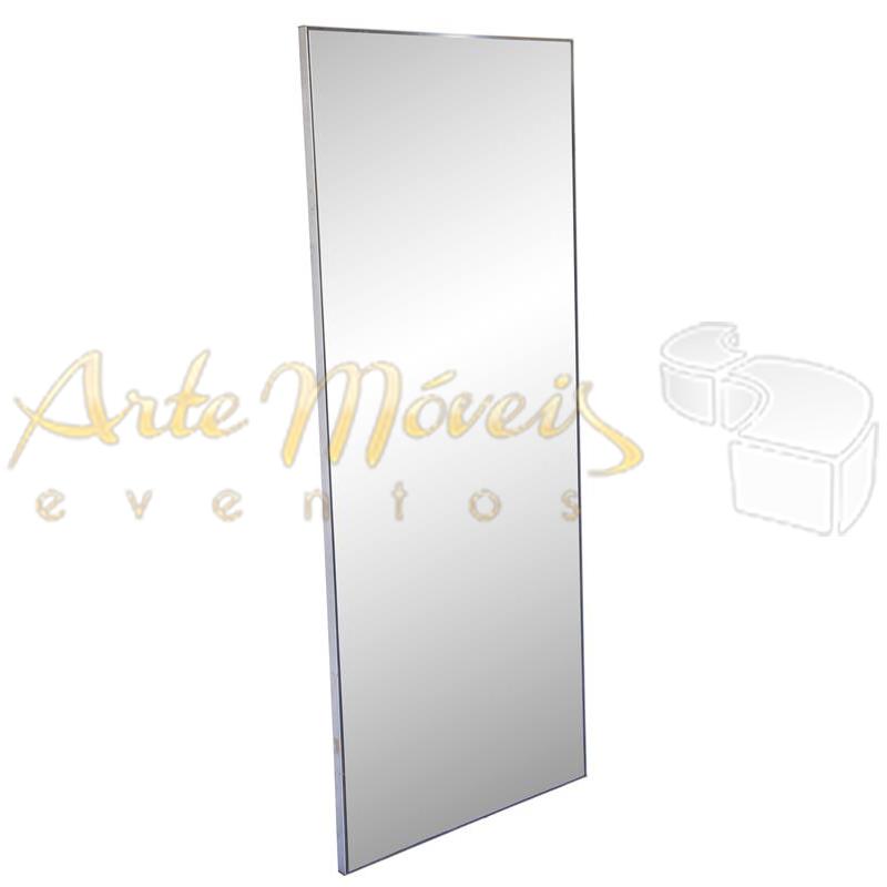 Espelho 0,70 x 1,70 de Alt.