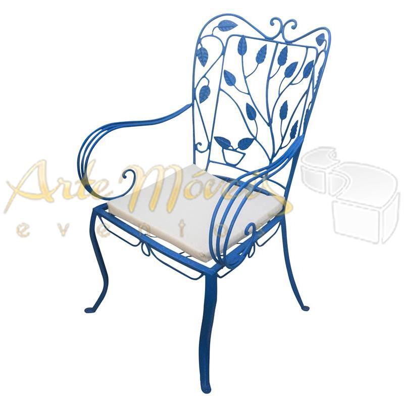 Cadeira de Jardim várias cores