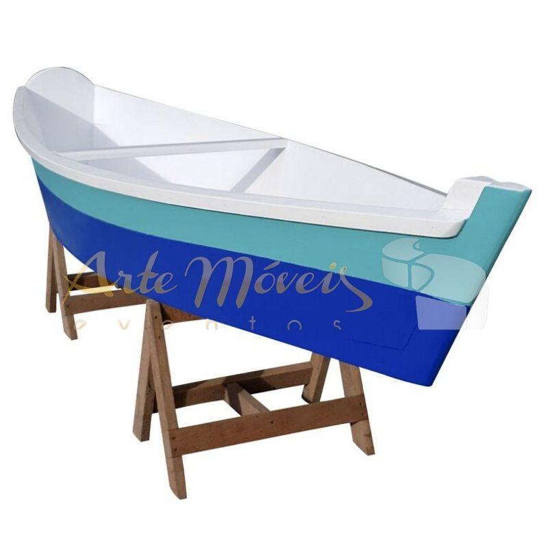 Barco 2,50 m com 2 Cavaletes